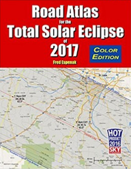 2017 Total Eclipse Road Atlas
