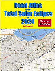 National Eclipse April 8 2024 Total Solar Eclipse